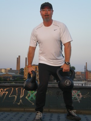 Personal Trainer Robert Rode