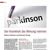 Parkinson - der Krankheit die Wirkung nehmen