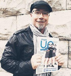 Robert Rode Personal Trainer in Berlin und Autor für ShapeUp Trainer's only