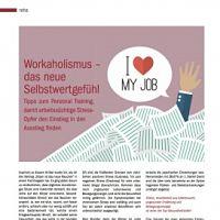 Workaholismus - das neue Selbstwertgefühl