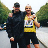 Personal Training für Marathon Robert Rode & Frank Kismann