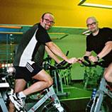 Spinning Personal Training Robert Rode & Jörg Vamselow