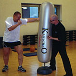 Boxtraining in Berlin Personal Trainer Robert Rode
