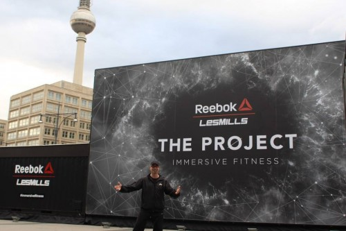 "Recherche ""Les Mills"" Berlin-Alexanderplatz Autor & Personal Trainer Robert Rode"