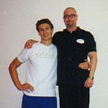 Handball Profi John Lenser & Robert Rode
