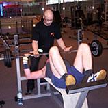 Fitnessstudio Elixia Personal Trainer Robert Rode Berlin