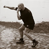 Personal Trainer Robert Rode Berlin Boxtraining