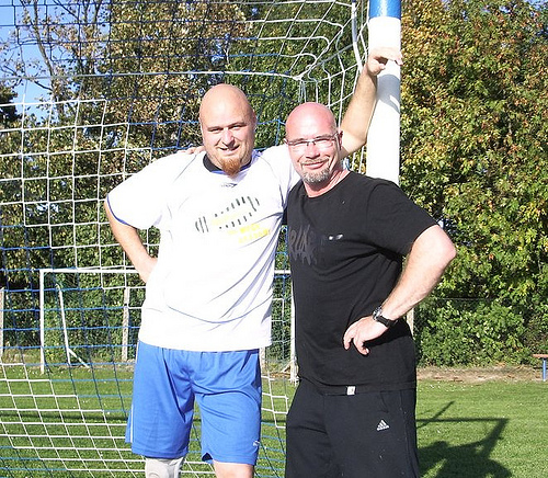 Mental Coaches Berlin Ole Schartmann & Robert Rode