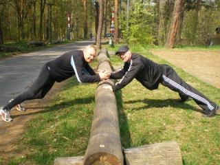 Personal Training in Berlin mit Gerry Neumann