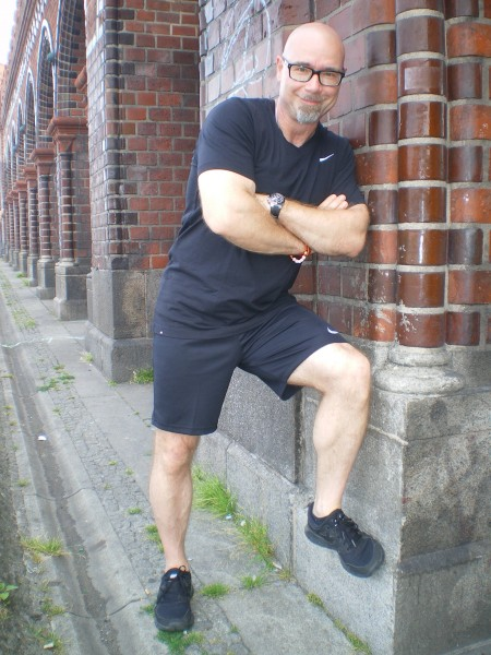 Personal Trainer Robert Rode Oberbaumbrücke  Berlin Kreuzberg/Friedrichshain