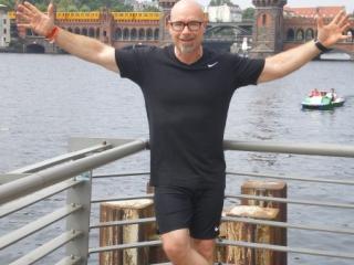 Oberbaumbrücke- Personal Trainer Berlin Kreuzberg / Friedrichshain Robert Rode