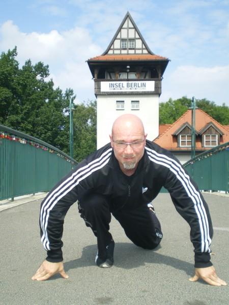 Robert Rode Personal Trainer Insel der Jugend / Berlin Treptow Trainingsort