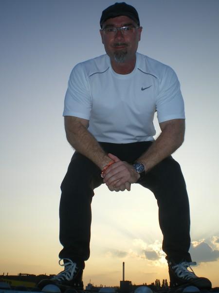 Personal Trainer Robert Rode im Großstadttrainer Berlin