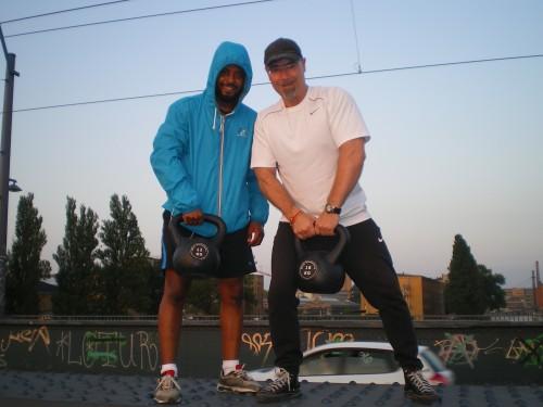 """Personal Training in Berlin-Oberschöneweide mit """"Namaste"""""""