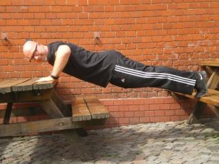 Robert Rode - Personal Trainer Berlin Kulturbrauerei