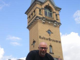 Personal Trainer Berlin  Robert Rode  Prenzlauer Berg Kulturbrauerei