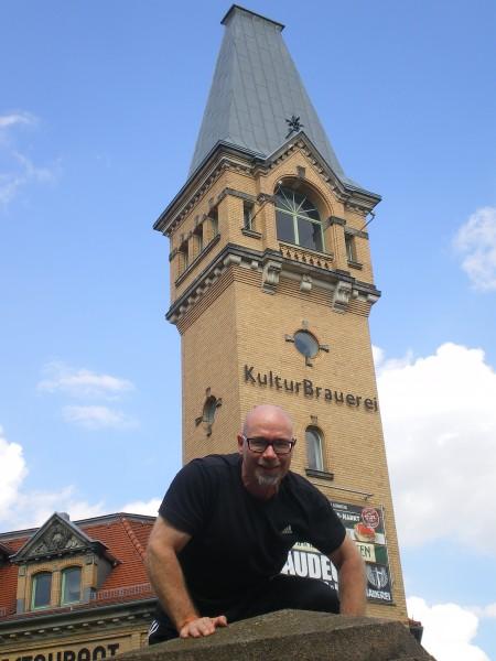 Personal Trainer Robert Rode Kulturbrauerei